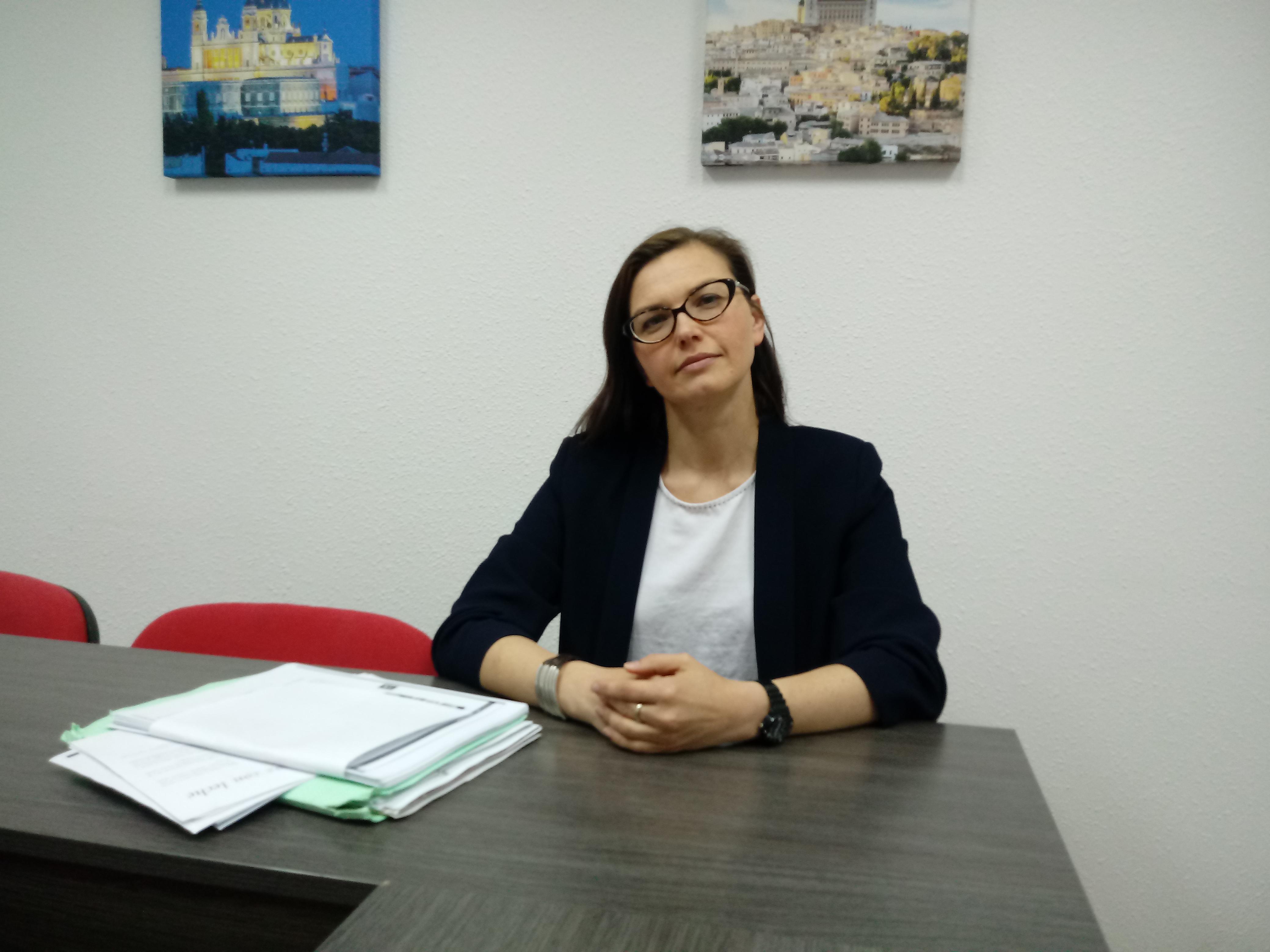 Profesora de ELE CEI MONTELEON
